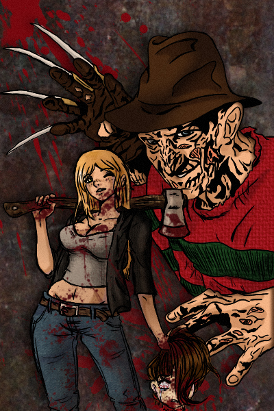 Alexia and Freddy 2 by Sue01