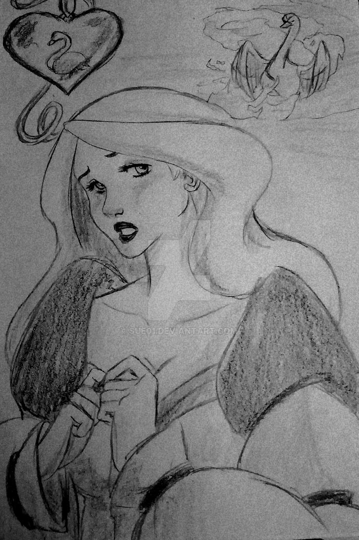 Swan Princess Odette by Sue01