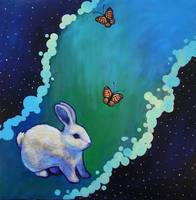 Bunny by katstockton