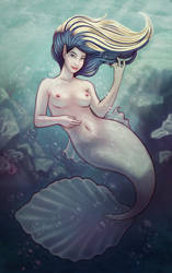 2013 Mermaid by katstockton