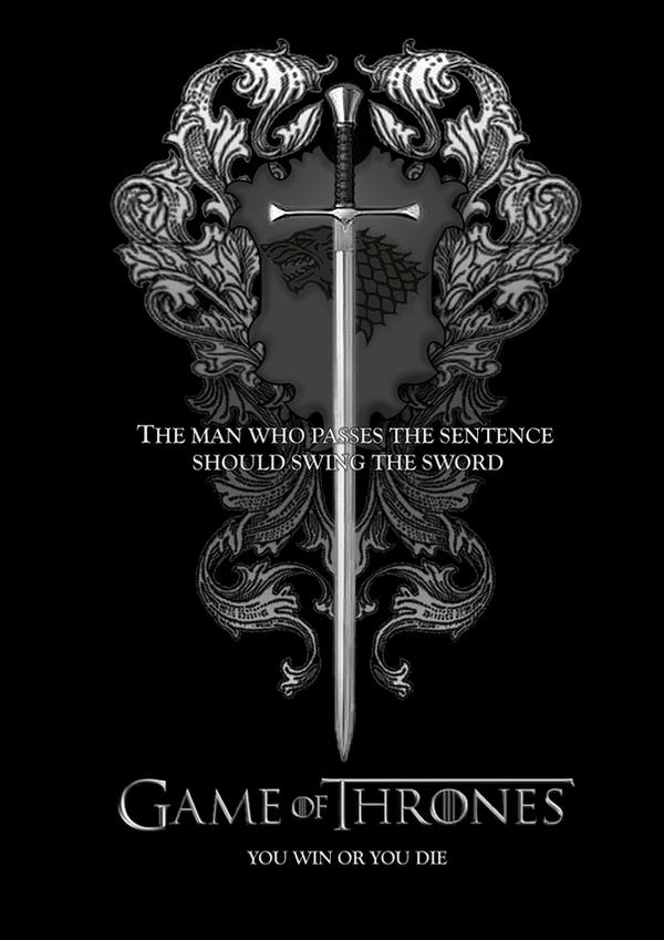 game of thrones t shirt by coffeeh on deviantart. Black Bedroom Furniture Sets. Home Design Ideas