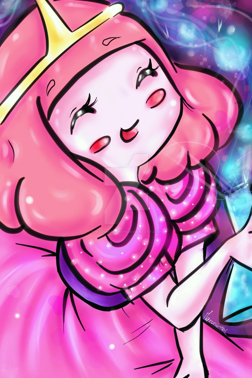 Dibujos en anime de hora de aventura get yasabe dulce princesa hora de aventura by maruruu chan altavistaventures Image collections