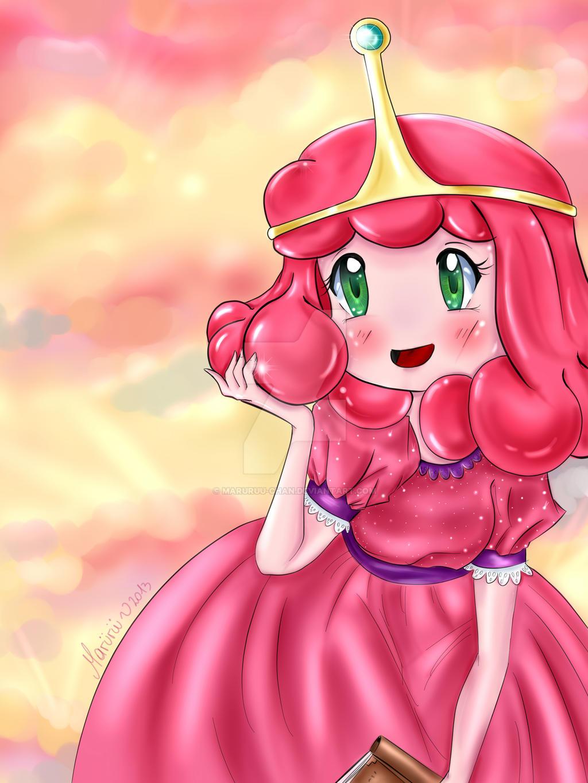 Dulce princesa Hora de Aventura 13 anios by Maruruu-Chan