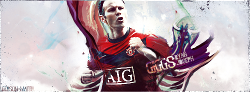 Ryan Giggs - Manchester United by TiaSevenGFX