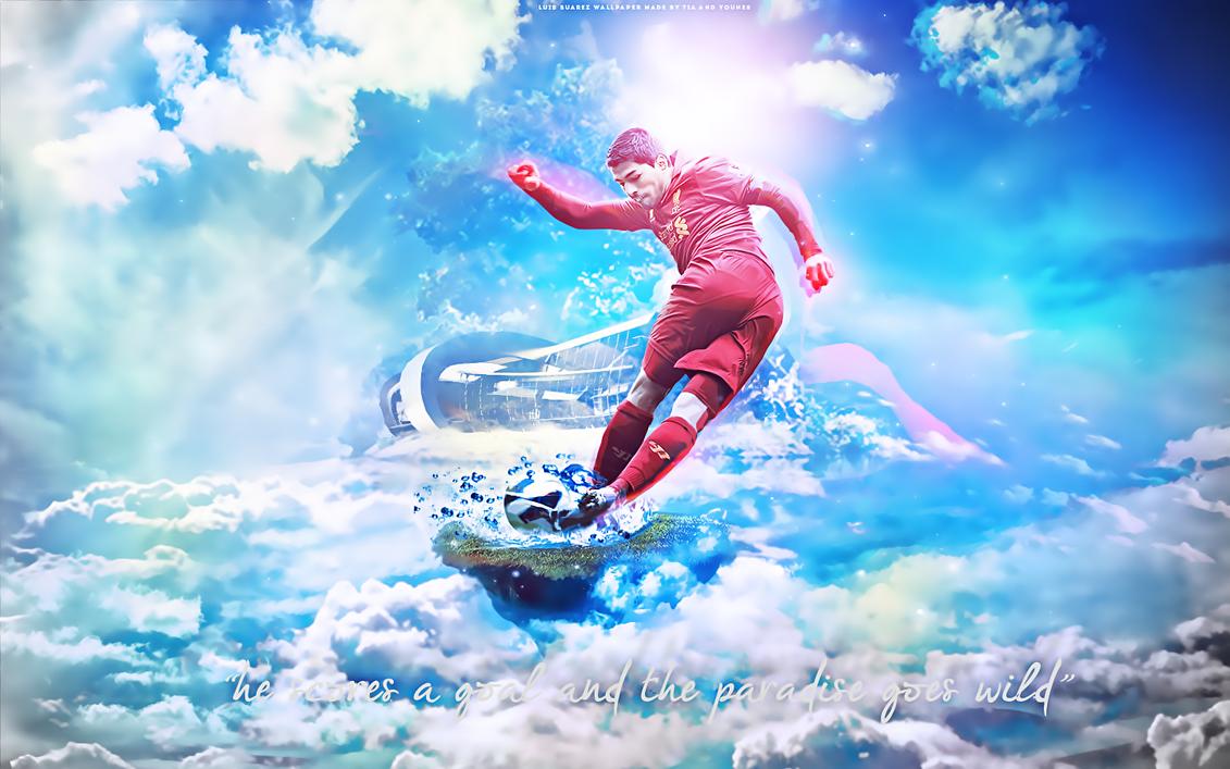Luis Suarez - Liverpool by TiaSevenGFX