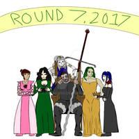 Prom Round 7, 2017.