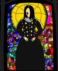 Stained Glass Art (Guess Who theme) by Torag1000