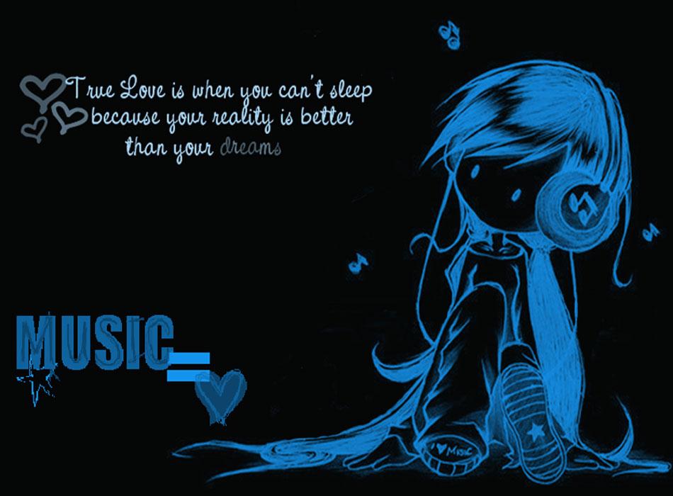 Cute Music Note Wallpaper: Cute Music Wallpaper By Youichiix33 On DeviantArt