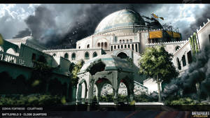 Battlefield 3 Artwork Donya Fortess HD