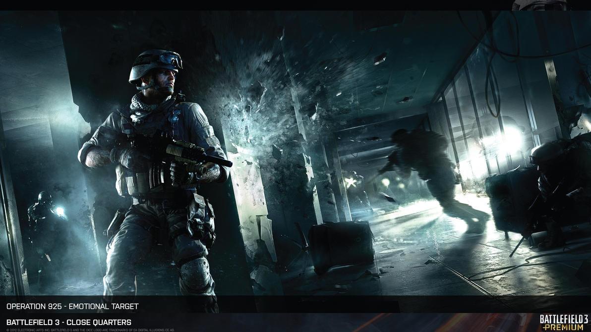 Battlefield 3 Artwork Operation 925 HD by Pixero111