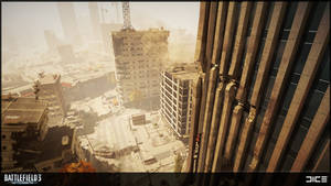 Battlefield 3  Aftermath HD  Azadi Palace