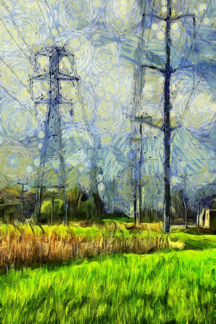 Vincent van Uninspired by Geonetique