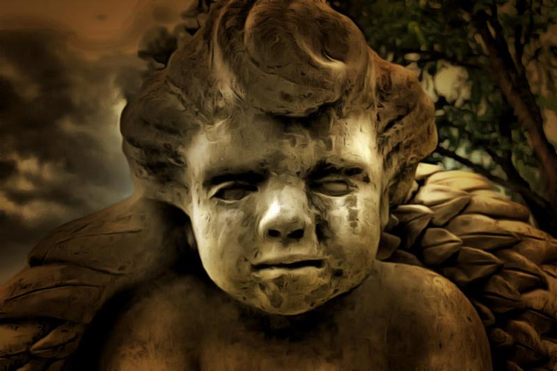 Fallen Angel by Geonetique
