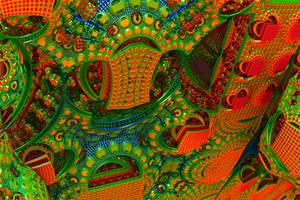 Irregular Texture Psychotropic by Geonetique