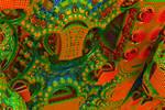 Irregular Texture Psychotropic