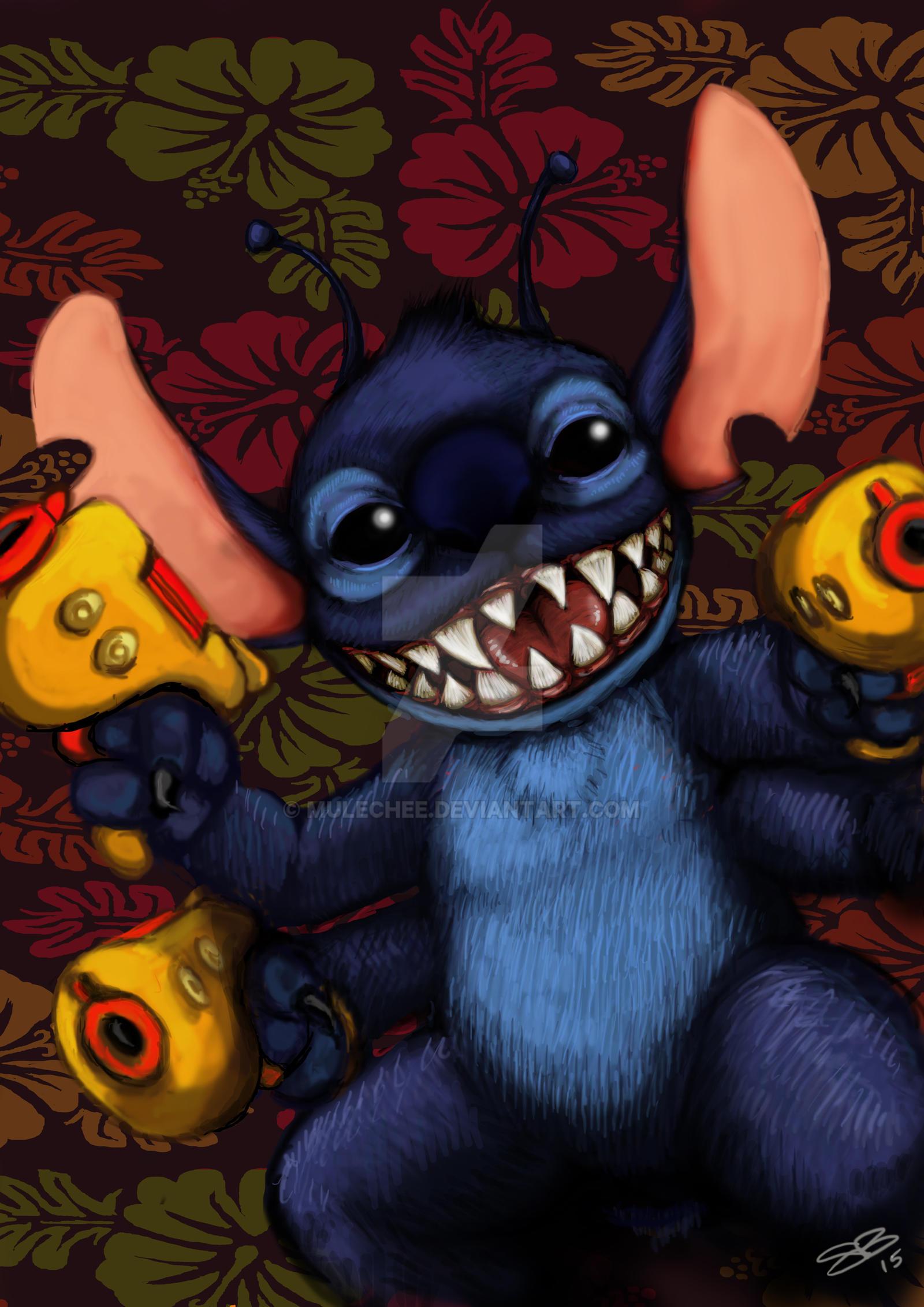 Stitch This by Mulechee