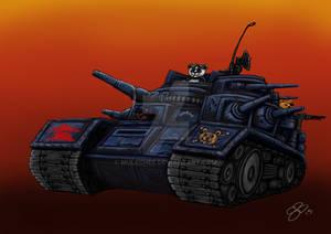 Teddy-Tank