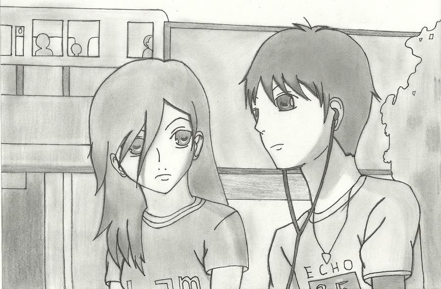Koyuki And Maho by KoyukiNguyen