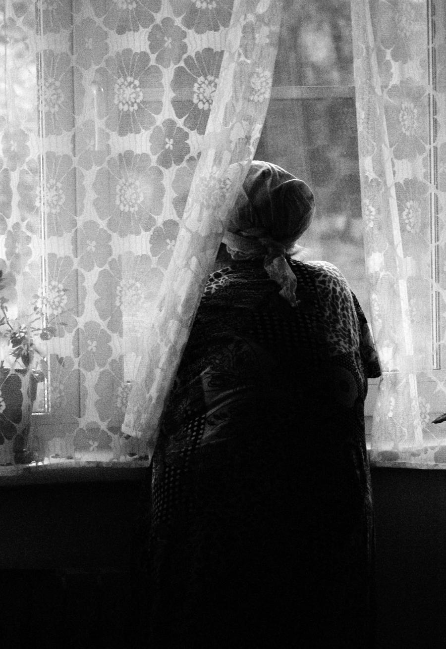 Grandma by Paul-Wildboar