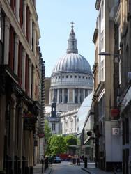 St Paul's by Citysnaps