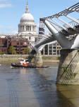 Under the Bridge by Citysnaps