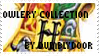 Owlery Collection Stamp by DumblyDoor