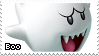 Boo Stamp by DumblyDoor