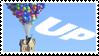 UP Pixar Stamp