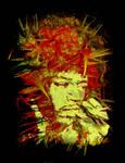 Jimi Hendrix T-Shirt Idea