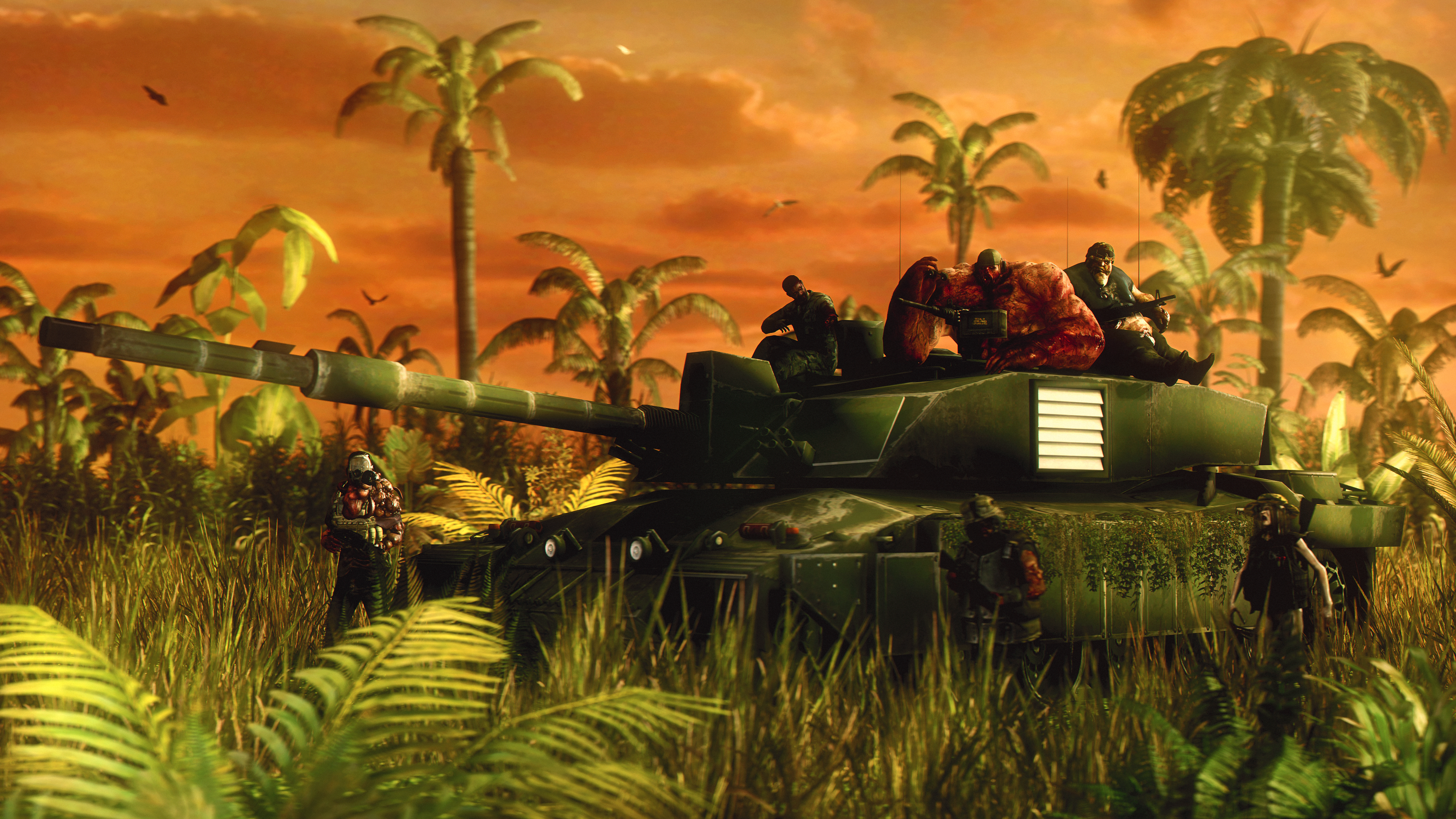Tank in tank by predatorslow