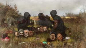 Vasily Perov, Hunters at Rest