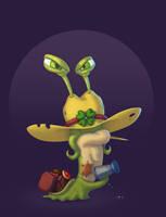 Sheriff snail