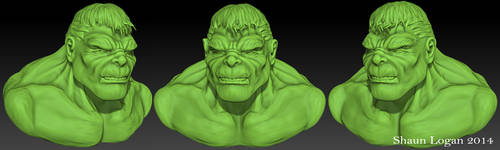 Hulk zsketch