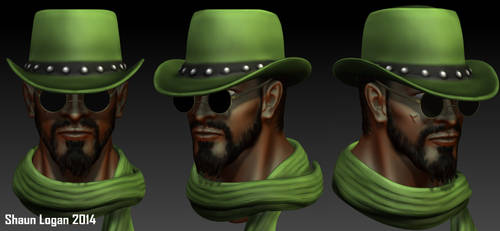 Django polypainted