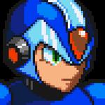 X Dialogue Portrait (MMX4 Demake)