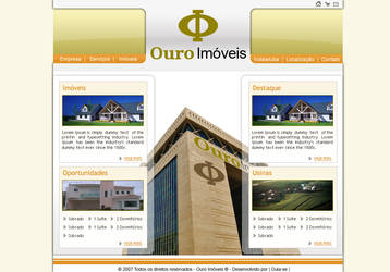 Ouro Imoveis v2 by marchezetti