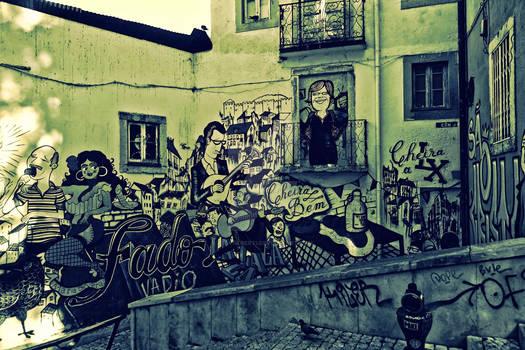 Portugal Graffiti