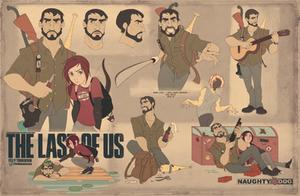 The Last Of Us - Joel by felitomkinson