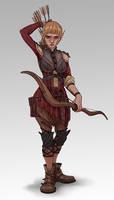 Dragon Age Inquisition: Sera
