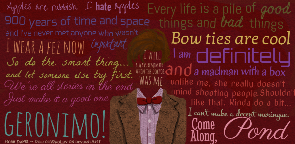 11th Doctor Quotes. QuotesGram