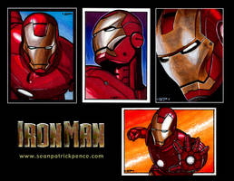 IRON MAN 2007 by S-von-P