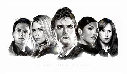DOCTOR WHO COMPOSITE