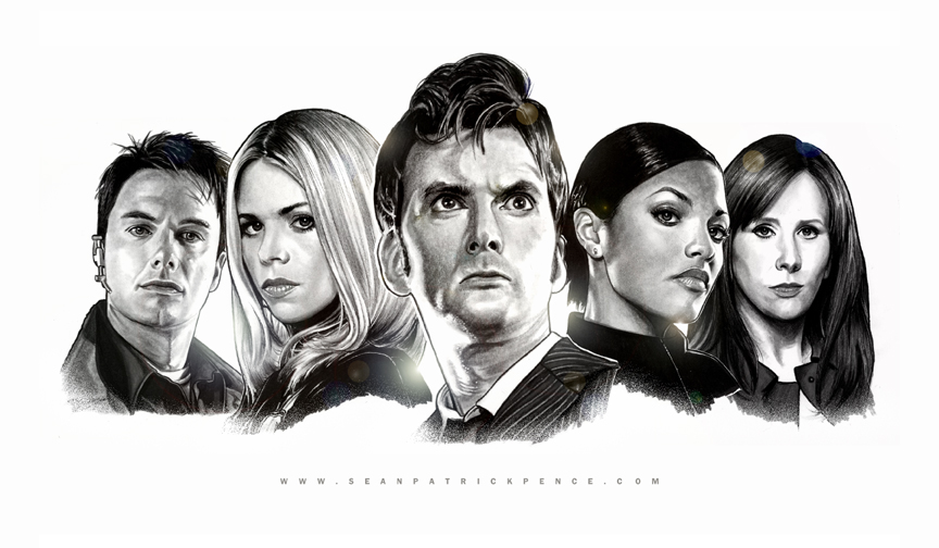 DOCTOR WHO COMPOSITE by S-von-P
