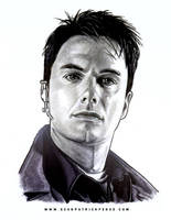 CAPTAIN JACK HARKNESS by S-von-P