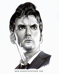 THE TENTH DOCTOR by S-von-P