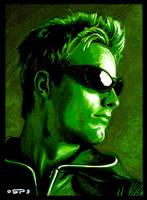 GREEN ARROW by S-von-P