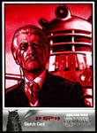 DOCTOR WHO Artist Proof