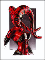 DARTH TALON by S-von-P