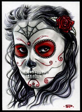 PADME Dia de los Muertos by S-von-P