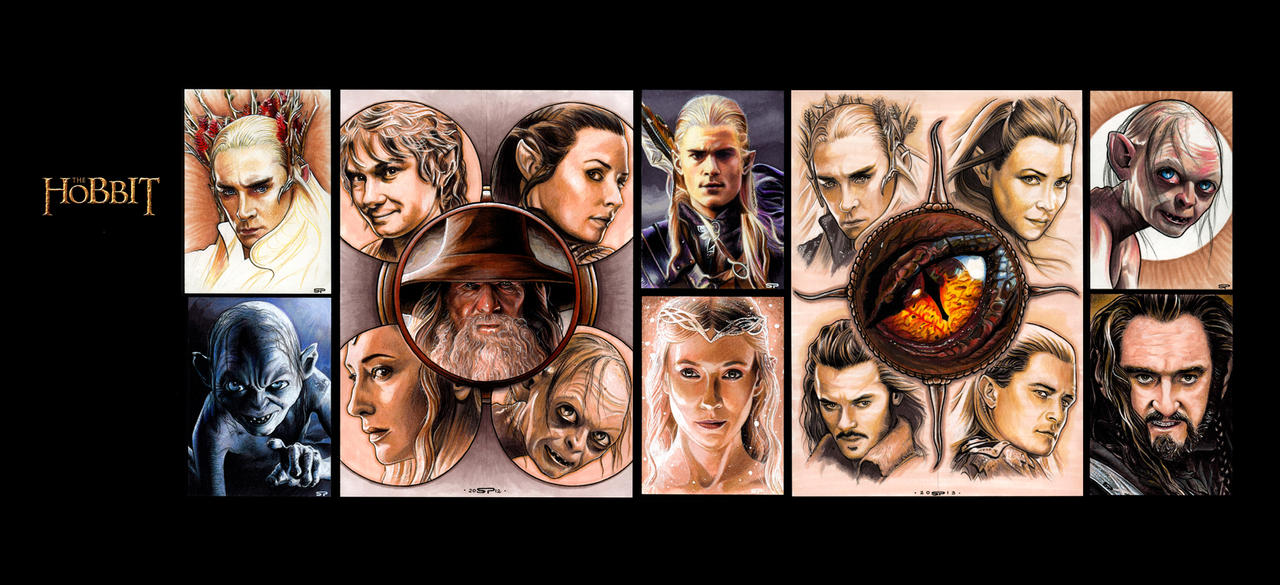 HOBBIT COMPOSITE by S-von-P
